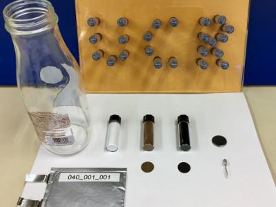 Akkus aus Altglas