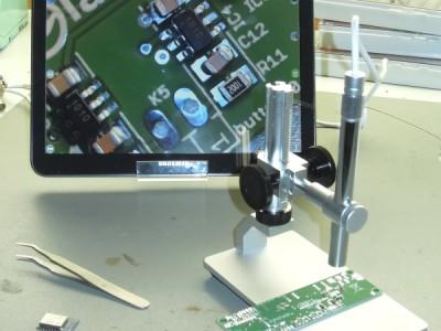 Meldungen getaggt mit: mikroskop elektor magazine