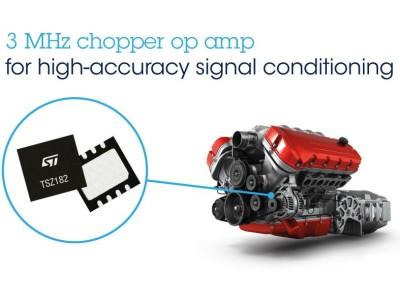 Chopper-Opamp mit gutem Verhältnis von Geschwindigkeit und Strombedarf