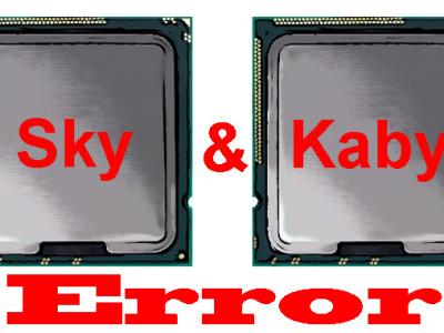 Intel Sky & Kaby Lake: Vorsicht Hyperthreading?