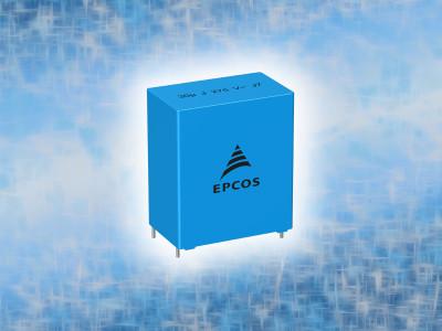 Robuste MKP-Kondensatoren für AC-Anwendungen von Epcos