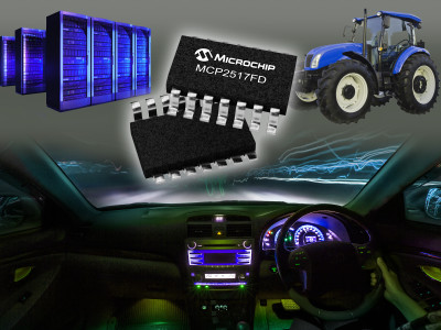 CAN-FD-Controller von Microchip
