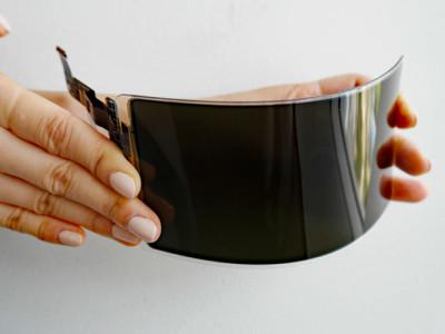 Tschüss Spider-App: Unzerbrechliches OLED-Display von Samsung