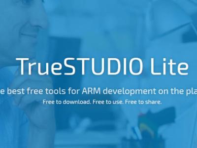 Kostenlose, uneingeschränkte C/C++ IDE für ARM-Controller