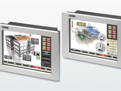 Neue Generation der Touch-Panels TP 5000
