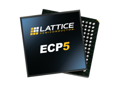 Lattice Semiconductor's ECP5™ FPGA Enables Energy-Efficient Embedded Vision Systems