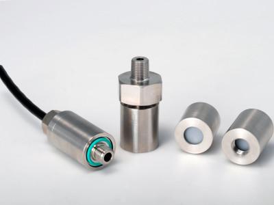 Sensoren und Komponenten nach Maß für die Druckmesstechnik