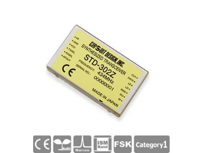 UHF-FM-Schmalband-Transceivermodul für das 434-MHz-Band