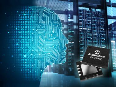 Geringere Kosten und kleinere Stücklisten mit den Leistungsüberwachungs-ICs PAC1932/33 von Microchip
