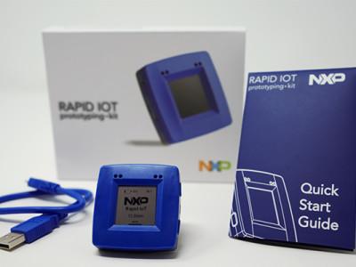 Kostenlose Boards für Entwickler - zum Beispiel das NXP Rapid IoT Prototyping Kit!