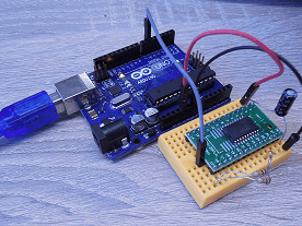 UPDI programmer for ATmega4809 and ATtiny816/817