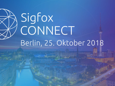 Sigfox Connect präsentiert digitale Transformation 2.0