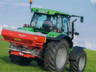 Kverneland und tbp: Intensive Zusammenarbeit für die Landwirtschaft