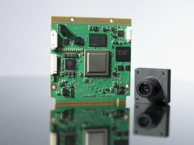 Die Fusion von Embedded Computing und  Vision Technologien