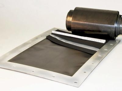 Flexible Polymer-Bipolarplatten ermöglichen kompakte Akkus