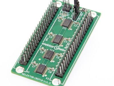 Raspberry Pi Buffer Board: Einfacher, preiswerter Schutz für die I/O-Leitungen