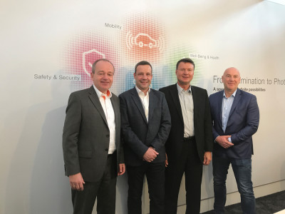 Distrelec nimmt Osram Opto Semiconductors in Produktsortiment auf