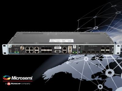 Microchip erweitert sein Angebot an Carrier-Grade-Zeit-/Synchronisationslösungen,  um die Herausforderungen bei der Bereitstellung, Zuverlässigkeit und Skalierbarkeit  von Netzwerken zu lösen