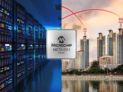 Der branchenweit erste Terabit-Ethernet-PHY-Chip ermöglicht eine hochkompakte 400GbE- und FlexE-Anbindung