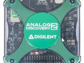 """Distrelec steigert die Kompetenz im Bereich """"Embedded"""" durch Neuaufnahme des Digilent Analog Discovery 2"""