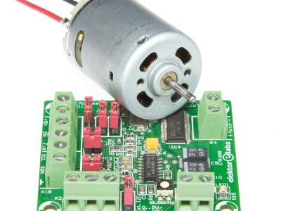 Gratis-Artikel: Steuerung für Gleichstrommotoren