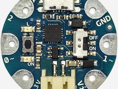 Gemma: Arduino für Wearables