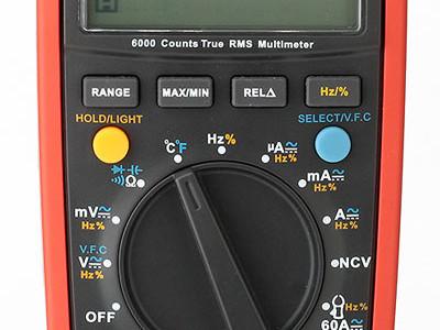 Preiswertes True-RMS-Multimeter
