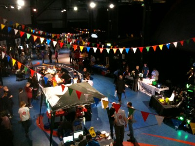 Impressionen von der Maker Faire UK 2017