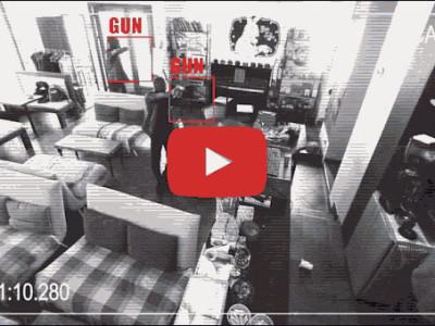 Orwell 2.0: Automatische Schusswaffenerkennung