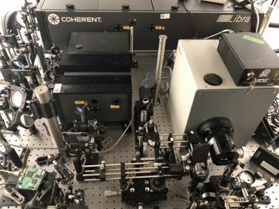 Rekord: Kamera mit 10 Billionen Frames pro Sekunde