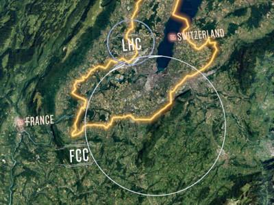 LHC-Nachfolger: CERN plant 100-km-Beschleuniger-Ring