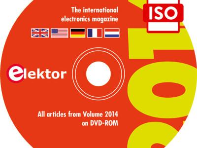 Elektor-Jahrgangs-DVD 2014 exklusiv für Abomitglieder