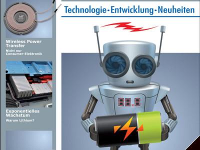 """Gratis-Download: Elektor Business """"Stromversorgung und Batterien"""""""