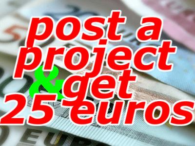 Sommer-Aktion auf Elektor Labs: 25 Euro für Ihr Projekt!