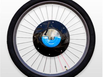 UrbaNext: Bike2Ebike-Converter