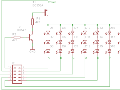 LED panel (PNG)