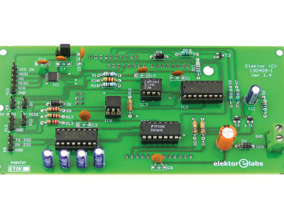 Serial interface Platino add-on board