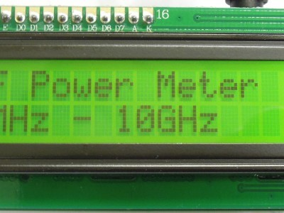 Intro 1 (Prototype of RF Power meter (160193 v1.0)
