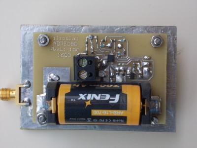 ADP5090 board