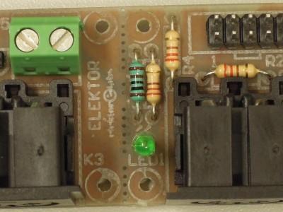 Prototype of Midi Analyzer Light 150169-1 v1.0
