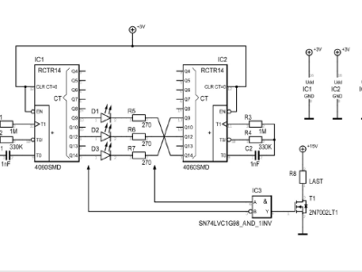 Raspberry Pi Wobbulator Schematic