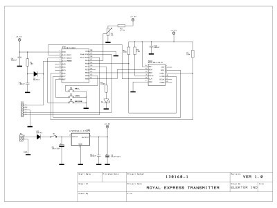 Transmitter Schematic VER1.0