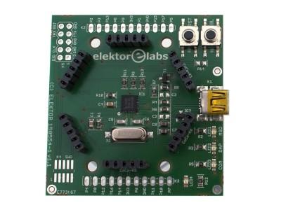 Elektor mbed interface [150554]