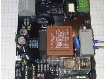 Gratis-Artikel: Softstart für Audioverstärker