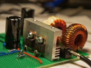 555 Class D Power Amplifier [130144-I]