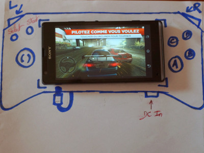 Android Gamepad - Turn your cell phone into a powerful games console