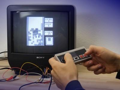 ESP32 Game Console