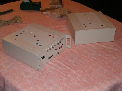 Indistructable 3 kW Power Inverter for Educational Use