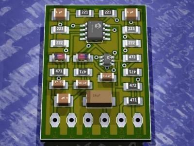 Universal High-Precision Measurement Interface [130150-I]