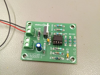 PWM control with duty cycle boost [150009-1]